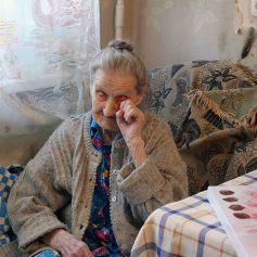Смолянка – ровесница Октябрьской революции отметила 100-летний юбилей