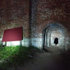 В Смоленске проход на крепостную стену вновь открыт