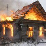 В Вязьме при пожаре погибла мать четырёх детей