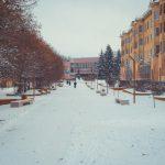 В выходные в Смоленске торжественно откроют два сквера