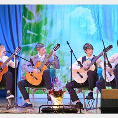 В Заднепровье отметили 35-летие Детской школы искусств № 7