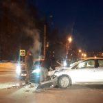 В Смоленске ищут свидетелей жесткого ДТП на улице Николаева