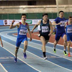 Смоленский бегун стал вторым на чемпионате России