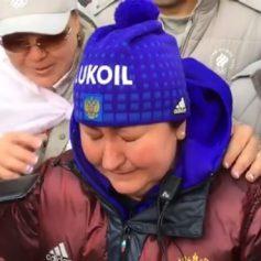 Ректор смоленской физакадемии заплакал после лыжной эстафеты в Пхенчхане