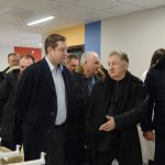 Алексей Островский провел выездное совещание по вопросам строительства перинатального центра в Смоленске