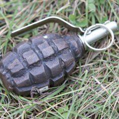 В райцентре Смоленской области нашли ручную гранату