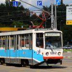 20 трамваев до лета планируют привезти в Смоленск из Москвы