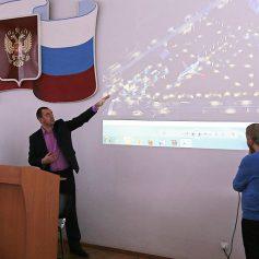 В Заднепровье представили дизайн-проекты городских скверов