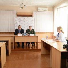В Смоленской области стартовала весенняя призывная кампания