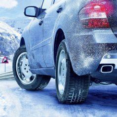 Выбираем, устанавливаем зимние шины на автомобиль