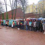Школьники из Санкт-Петербурга посетили Смоленск