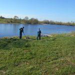 В Смоленской области продолжается акция «Чистый берег»