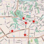 Смолянам предложили выбрать места для городских качелей