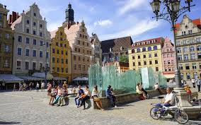 Вроцлав — город который обязательно нужно посетить