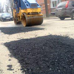 Дорогу на Энергетическом проезде в Смоленске отремонтируют