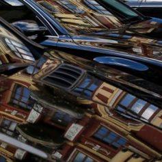 В Промышленном районе Смоленска утро началось с пробок на дорогах