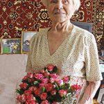 Смолянка отметила 95 летний юбилей