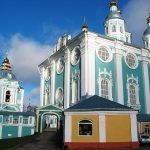 Соборный холм в Смоленске проседает