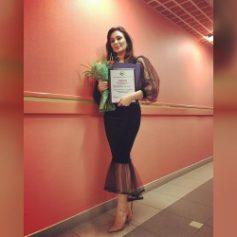 Смолянка получила специальную премию на музыкальном фестивале «Славянский базар»