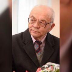 Ушёл из жизни известный смоленский историк и краевед Михаил Рабинович