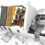 Архитектурный проект и визуализация загородного дома
