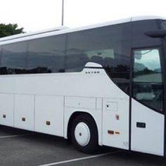 Автобус «Курск – Санкт-Петербург» снова начал заезжать в Смоленск