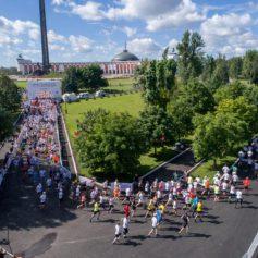 Благотворительный забег «Соединяя Столицы…» пройдёт через Смоленск