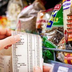 Цены на продукты питания и импортные товары начали расти