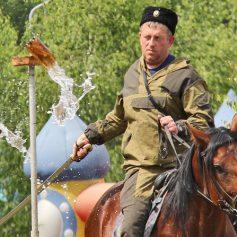 На Смоленщине прошёл чемпионат по рубке шашкой «Казарла»