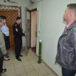 Общественная комиссия посетила изолятор временного содержания в Велиже