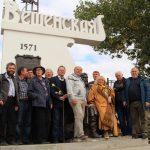 Смолянин участвовал в закладке сада М.А. Шолохова