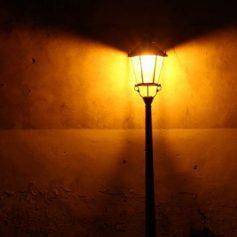 Из-за дождливой погоды смоляне остались без уличного освещения