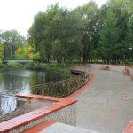 В Гагарине возрождают парк имени Федора Солнцева