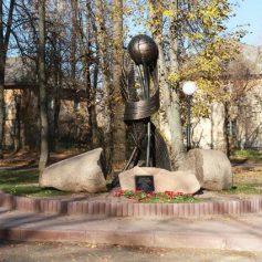 Память тренера Валерия Петрова увековечили в Смоленской области