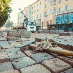 В Смоленске «Единая Россия» проверит прозрачность госзакупок по благоустройству дворов