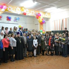 Средняя школа №2 города Починка отметила юбилей