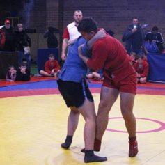 Смоленские и белорусские самбисты приняли участие в турнире «Память»