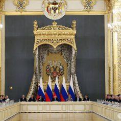 Алексей Островский принял участие в заседании Государственного совета