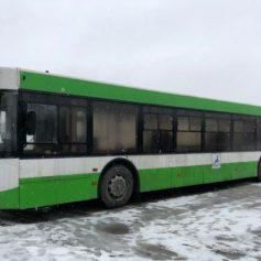 Автобусы из Москвы начнут курсировать по Смоленску после Нового года
