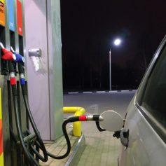 Цены на топливо в Смоленской области «заморозились»