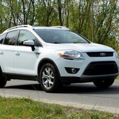 Выгода покупки Ford Kuga с пробегом у официального дилера