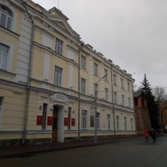 В Смоленске введен режим повышенной готовности