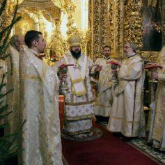 Православные Смоленска и области празднуют Рождество Христово