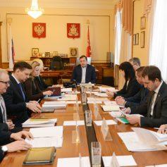 Смоленская область приступила к реализации национальных проектов