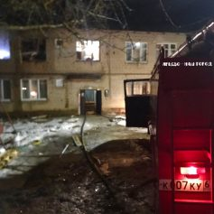 Стало известно, что могло стать причиной ЧП в Ярцевском районе