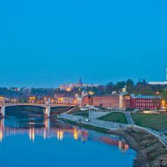 Смоленск — в десятке рейтинга «Город России»