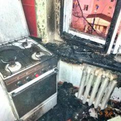 12-летний смолянин спас младшего брата из горящей квартиры