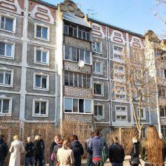 Прокуратура начала проверку по факту обрушении перекрытия в жилом доме
