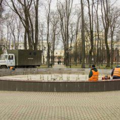 На территории Смоленской области введен особый противопожарный режим