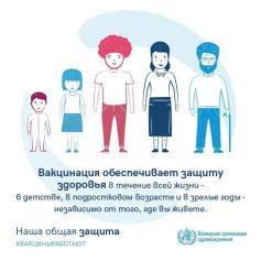Смоленщина подключится к Европейской неделе иммунизации
